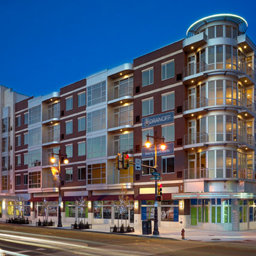 RESIDENTIAL MULTI-FAMILY PROJECTS