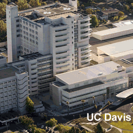 UC DAVIS MEDICAL TOWER-feat