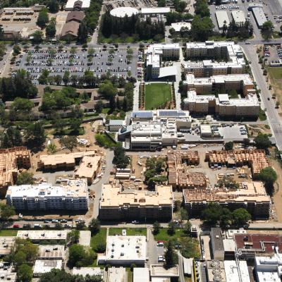 UC Davis Tercero Student Housing III-feat