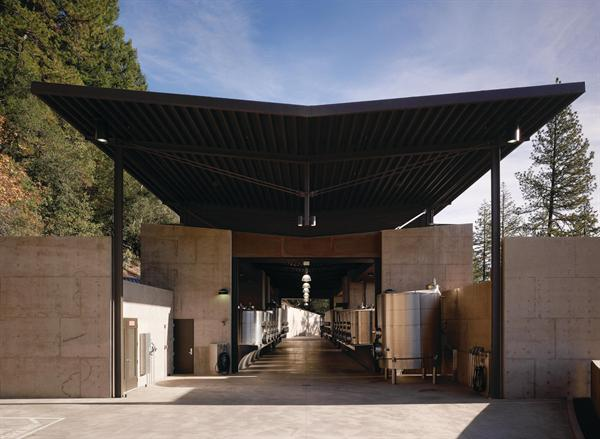 CADE WINERY | Cen-Cal Fire Systems, Inc.