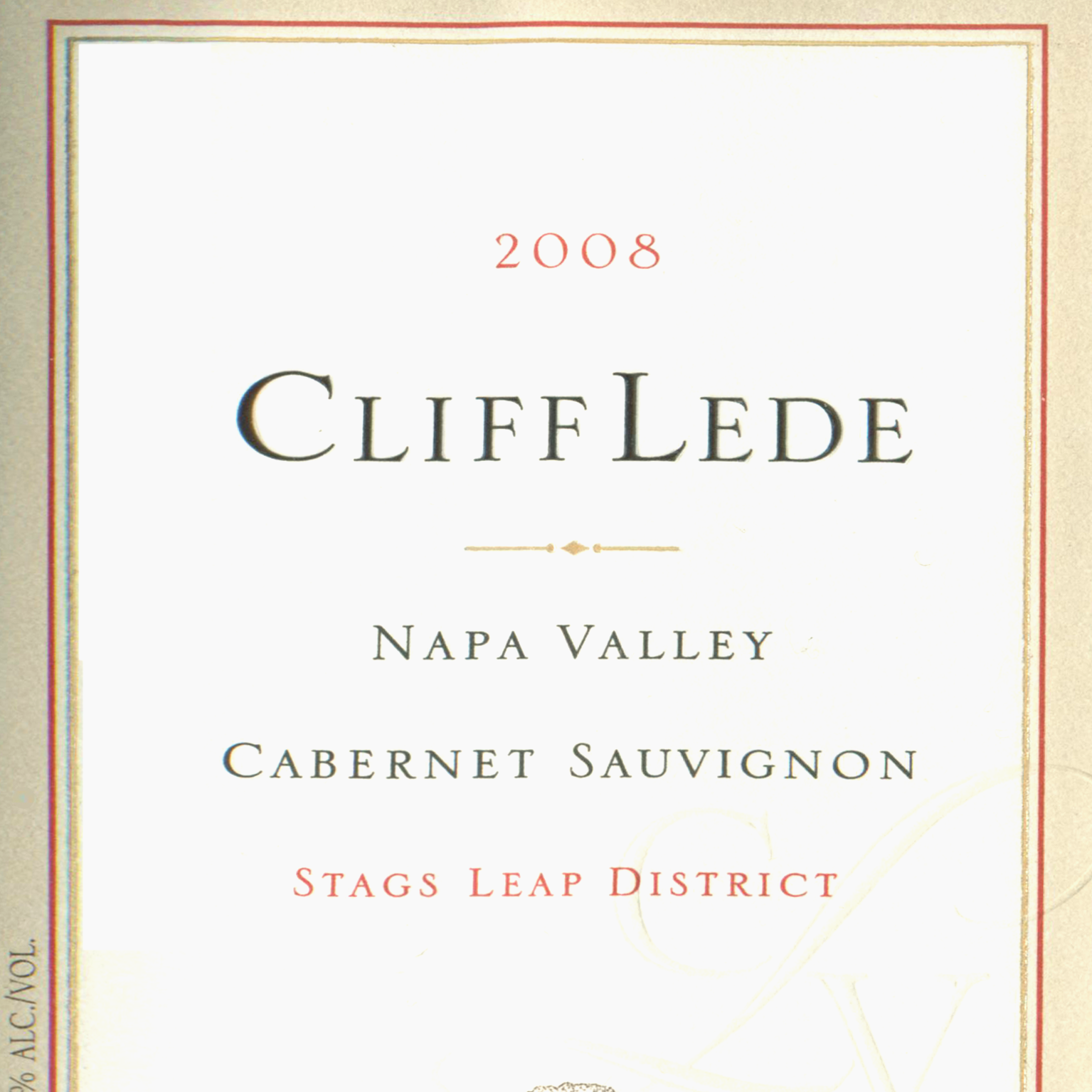 CLIFF LEDE VINEYARDS – WINERY & ADMIN. BUILDING
