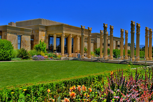 Darioush Winery Cen Cal Fire Systems Inc